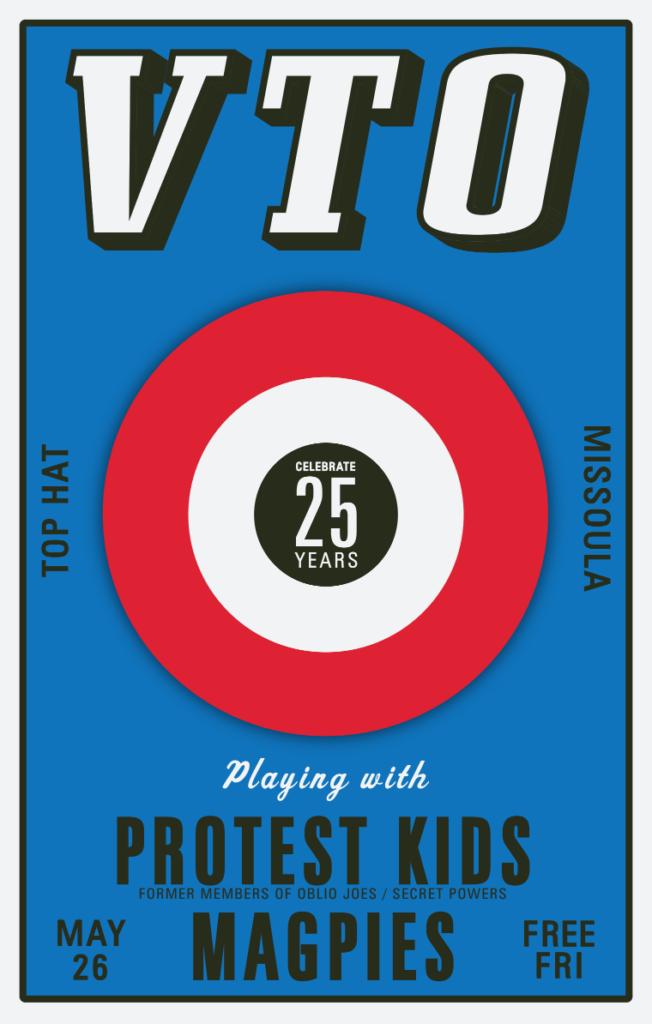 VTO: 25 Year Anniversary - Logjam Presents