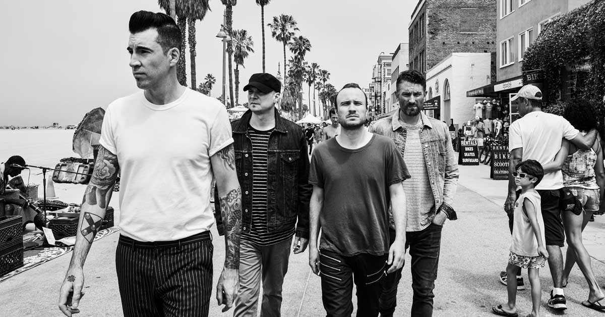 Event Info: Theory of a Deadman at The Wilma (Sold Out) Image