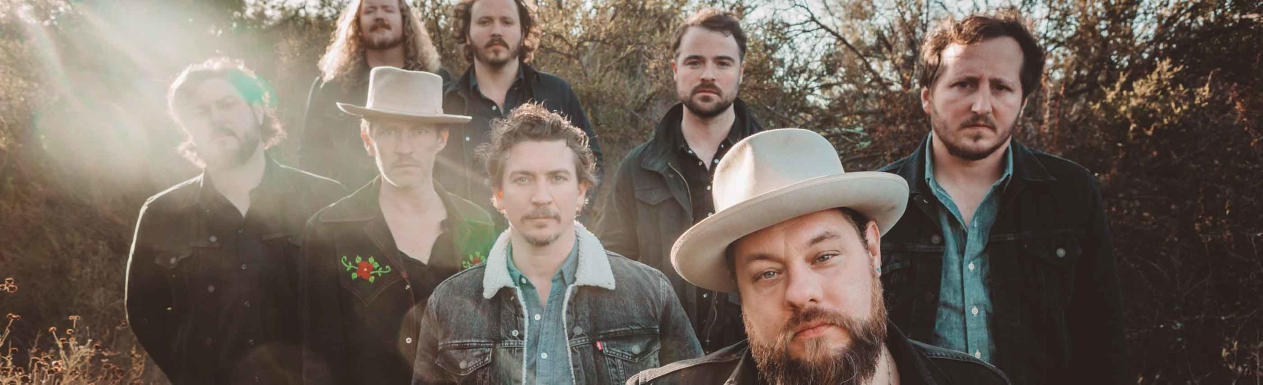 Album/Ticket Bundle: Nathaniel Rateliff Free Digital Download Image