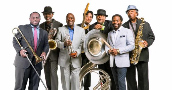 JUST ANNOUNCED: New Orleans' Dirty Dozen Brass Band Returns to Missoula