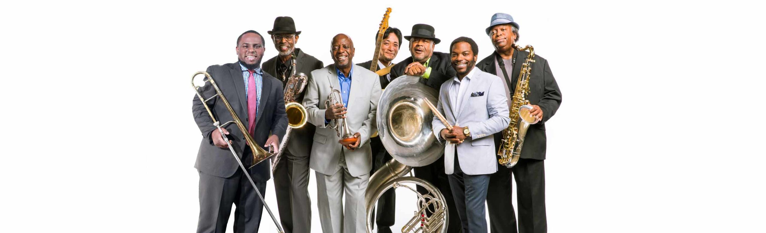 JUST ANNOUNCED: New Orleans' Dirty Dozen Brass Band Returns to Missoula Image