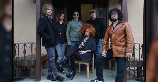 Orgone Performs Trail 103.3 Live Session from the Top Hat