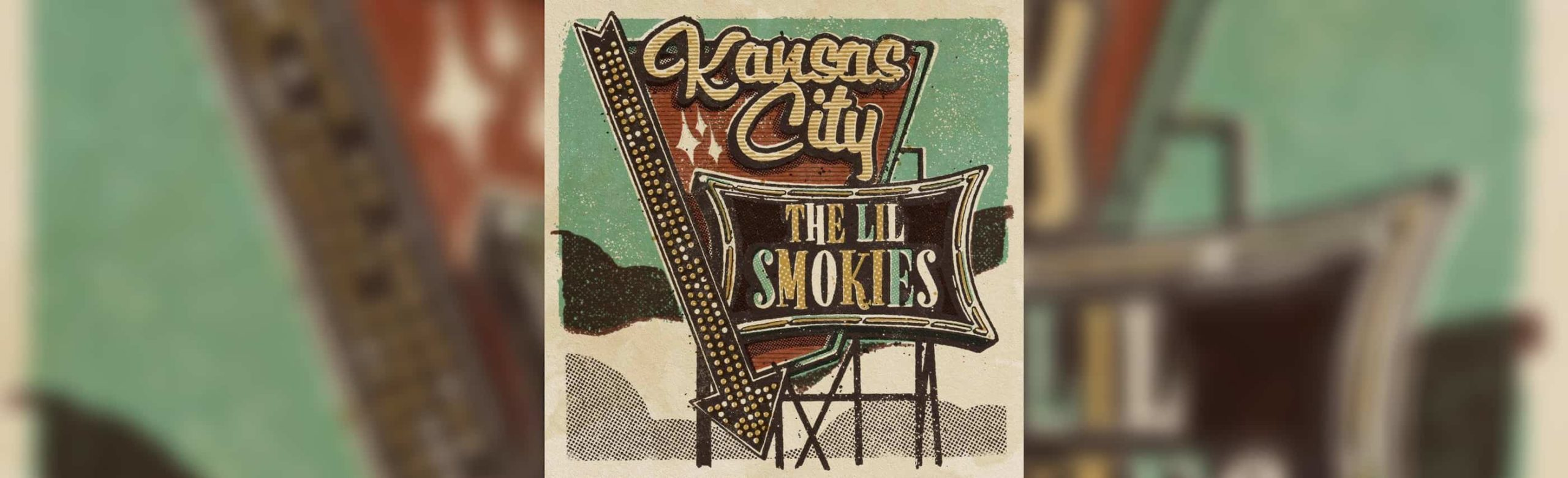 "The Lil Smokies Release Fourth SnowGhost Single ""Kansas City"" Image"