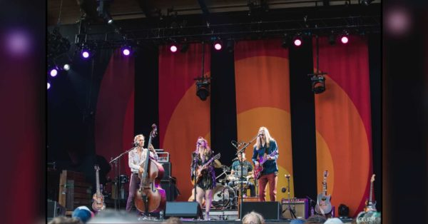 Listen Back: The Wood Brothers at KettleHouse Amphitheater in 2017 (Full Recording)