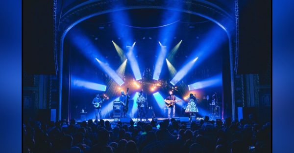 Yonder Mountain String Band Tickets + Tour T-Shirt Giveaway