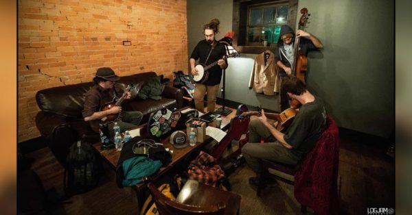 The Seed: Kitchen Dwellers Go From Local Picking to National Touring (Q&A)