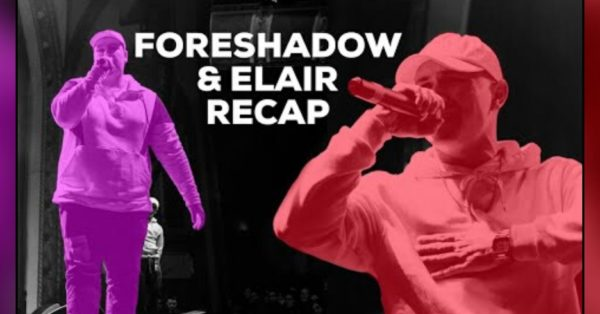 WATCH: Foreshadow x Elair Share Bone Thugs N Harmony Recap Video