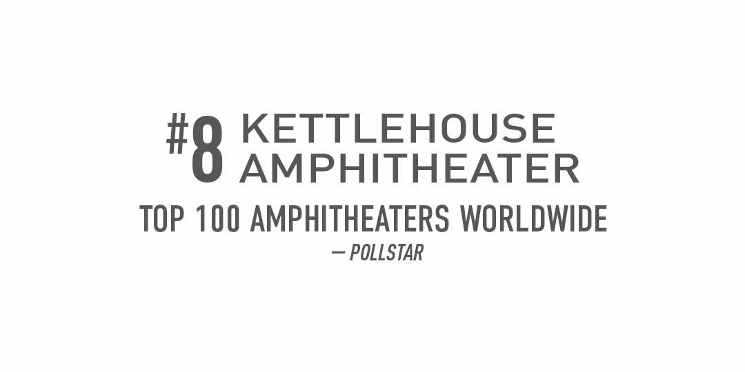 kettlehouse amphitheater pollstar ranking