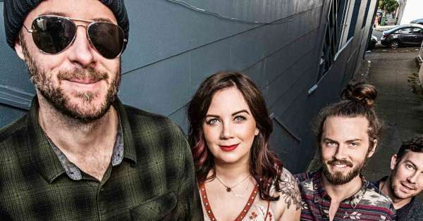 Jammin' Through the Years: A Night with Yonder Mountain String Band